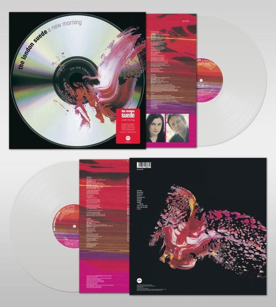 London Suede - New Morning [Clear Vinyl] [180 Gram] (Uk)