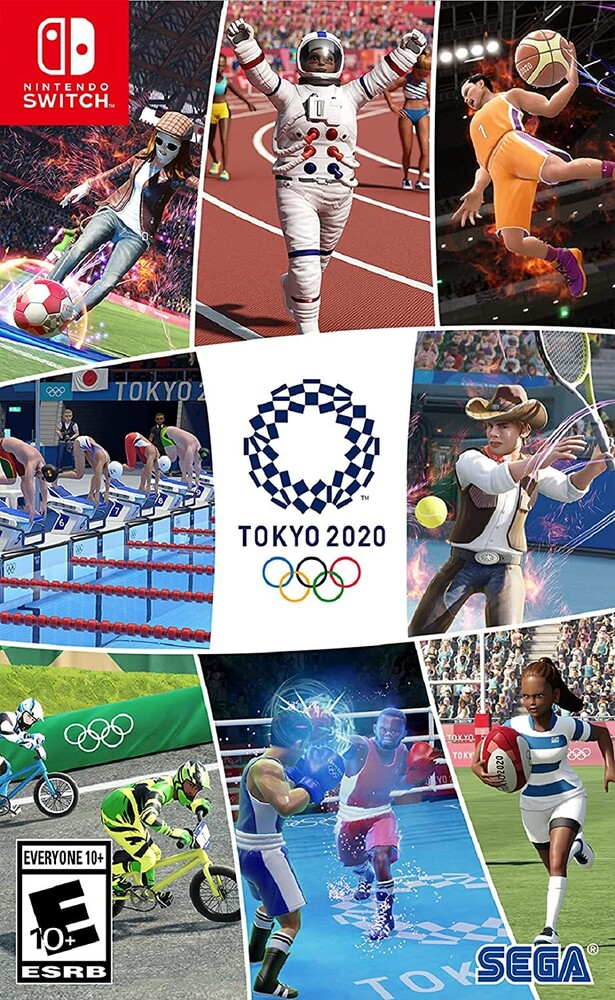 - Swi Tokyo 2020 Olympic Games