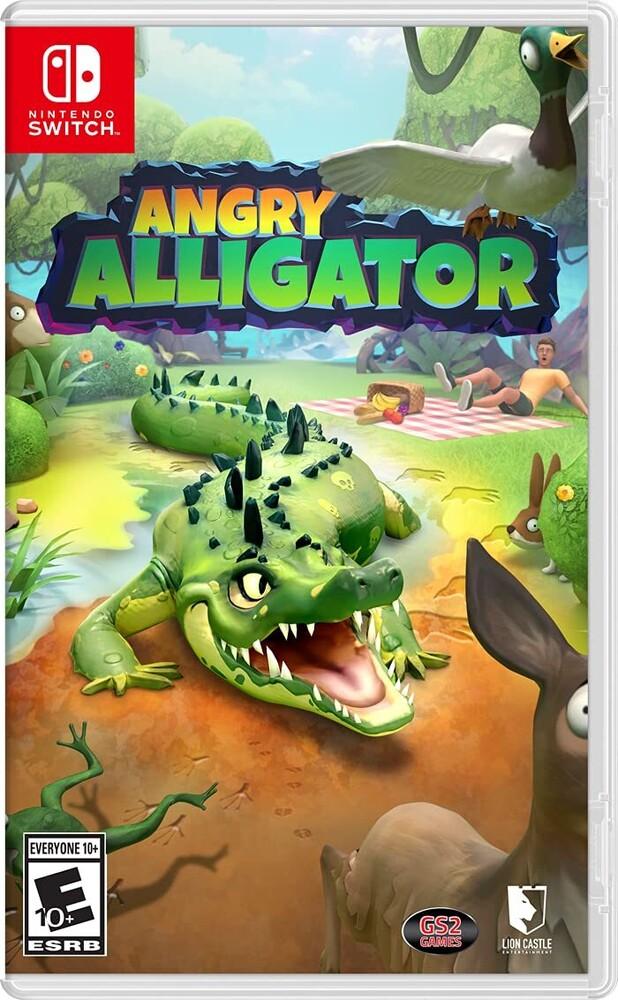 Swi Angry Alligator - Swi Angry Alligator