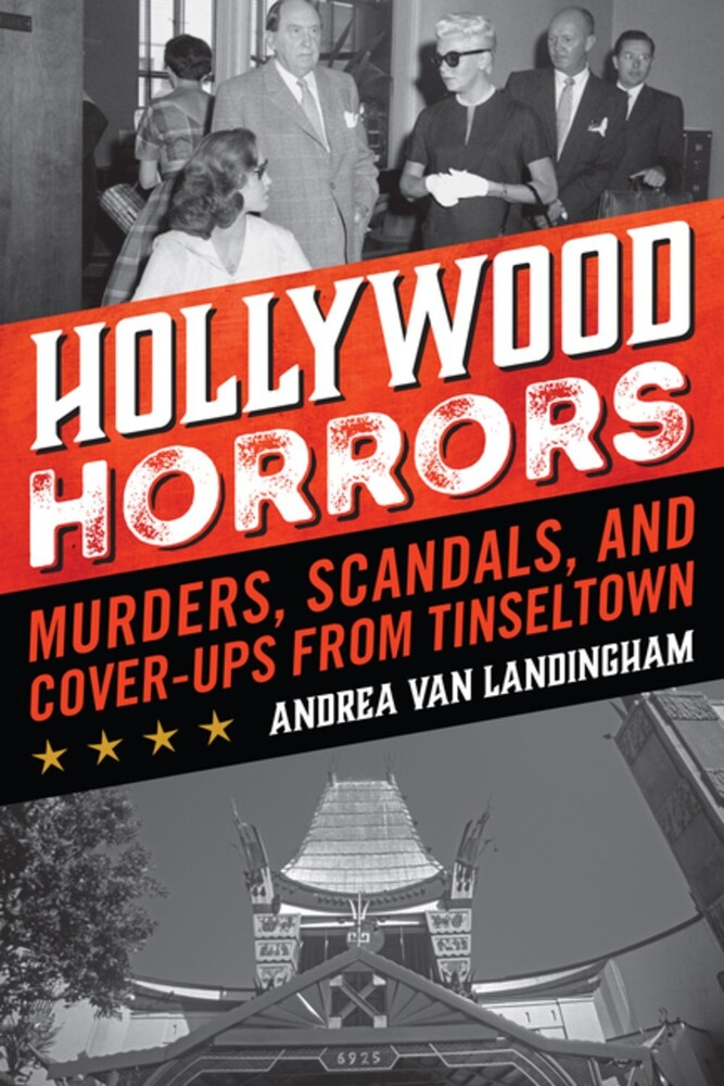 Van Andrea Landingham - Hollywood Horrors (Ppbk)