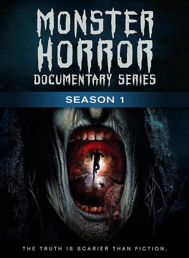 Monster Horror Documentary Series: Season 1 - Monster Horror Documentary Series: Season 1