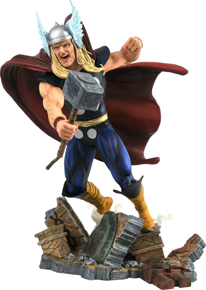 - Marvel Gallery Comic Thor Pvc Statue (Clcb) (Stat)