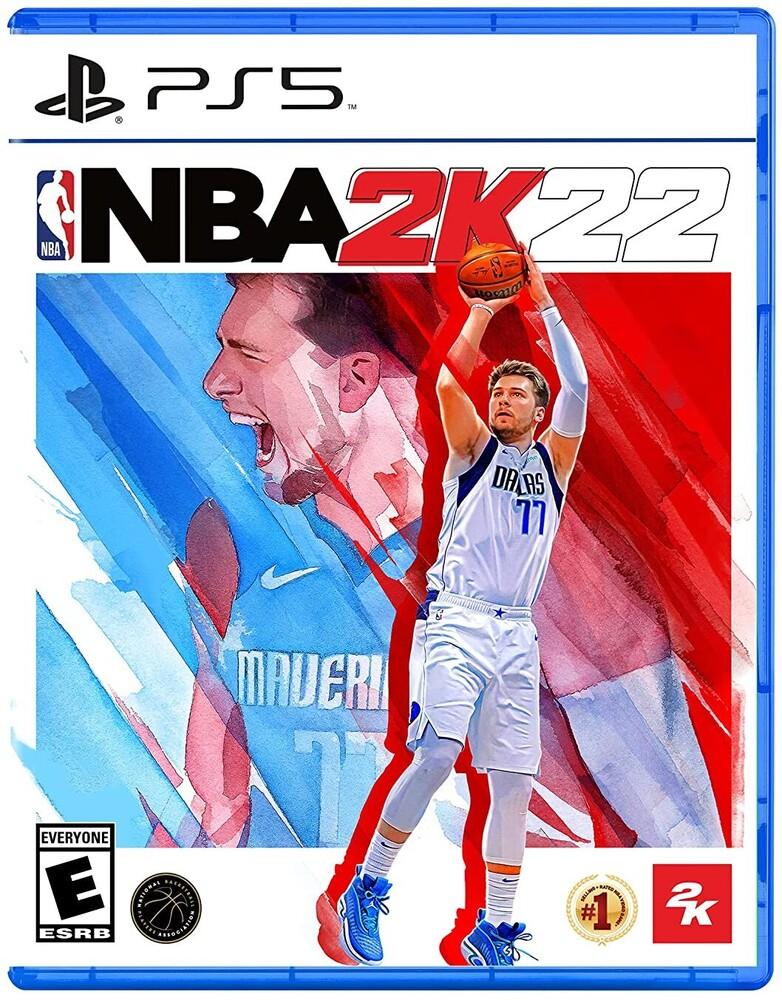 Ps5 NBA 2K22 - NBA 2K22 for PlayStation 5