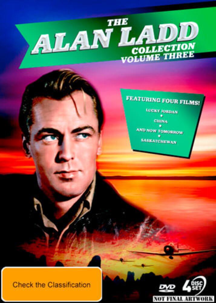 Alan Ladd Collection: Volume 3 - Alan Ladd Collection: Volume Three [NTSC/0]