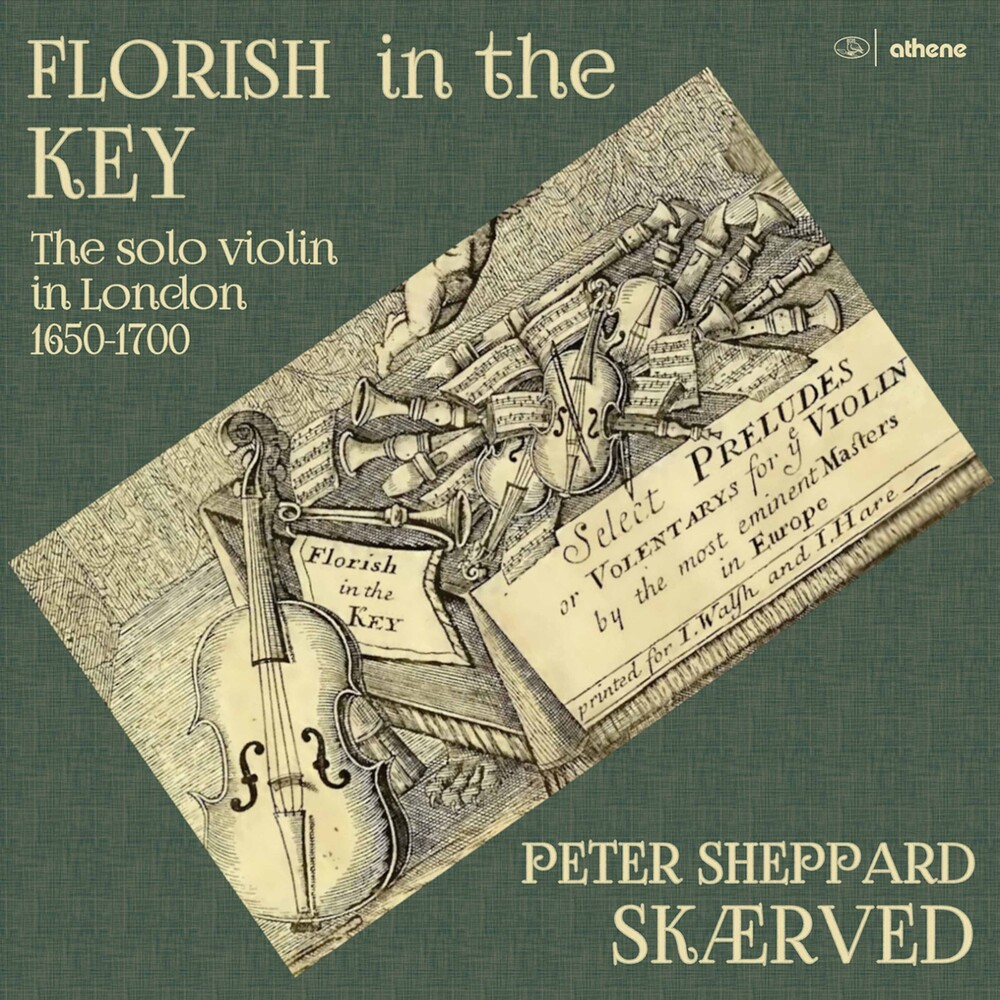 Florish In The Key / Various - Florish In The Key / Various