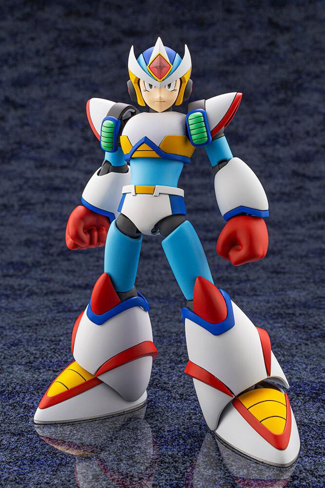 Mega Man X - Mega Man X Second Armor - Mega Man X - Mega Man X Second Armor (Clcb) (Fig)