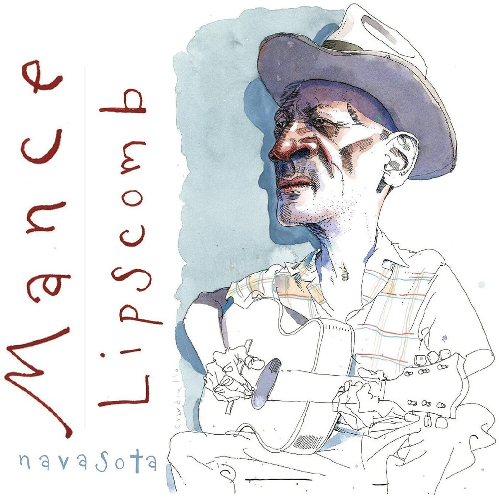 Mance Lipscomb - Navasota