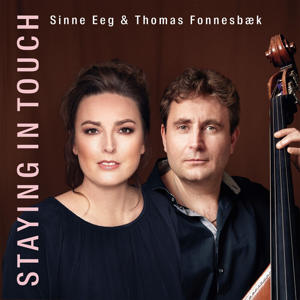 Sinne Eeg  / Fonnesbaek,Thomas - Staying In Touch (Uk)