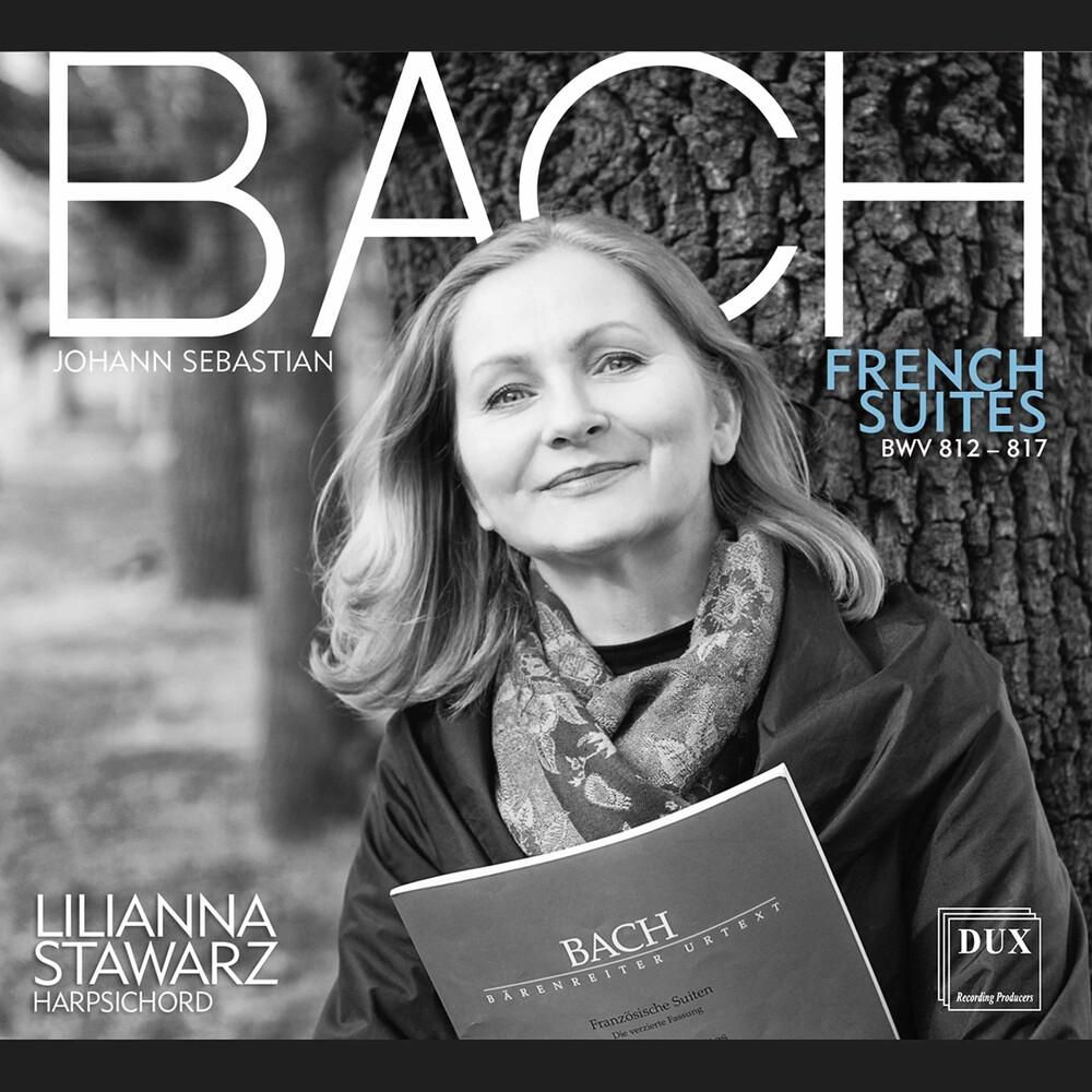 J Bach .S. / Stawarz - French Suites (2pk)