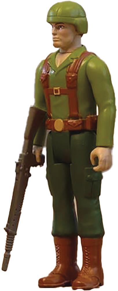 G.I. Joe Reaction - Greenshirt (Light Brown) - G.I. Joe Reaction - Greenshirt (Light Brown) (Fig)