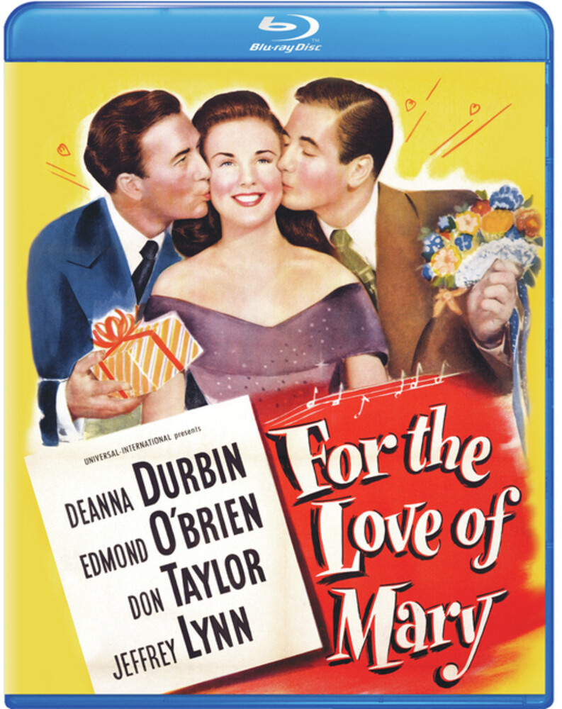 For the Love of Mary - For The Love Of Mary / (Mod)
