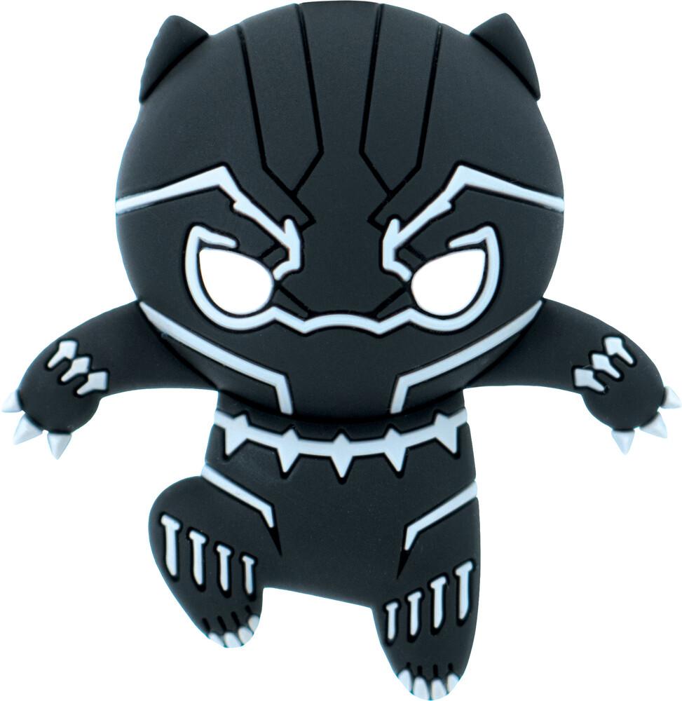 Black Panther 3D Foam Magnet - Black Panther 3d Foam Magnet (Mag)