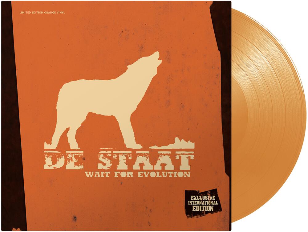 De Staat - Wait For Evolution [Colored Vinyl] [Limited Edition] (Org) (Uk)