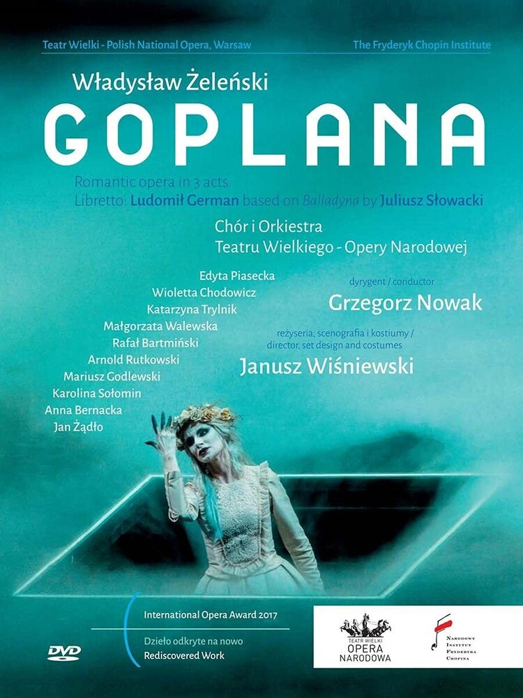 Polish National Opera - Goplana