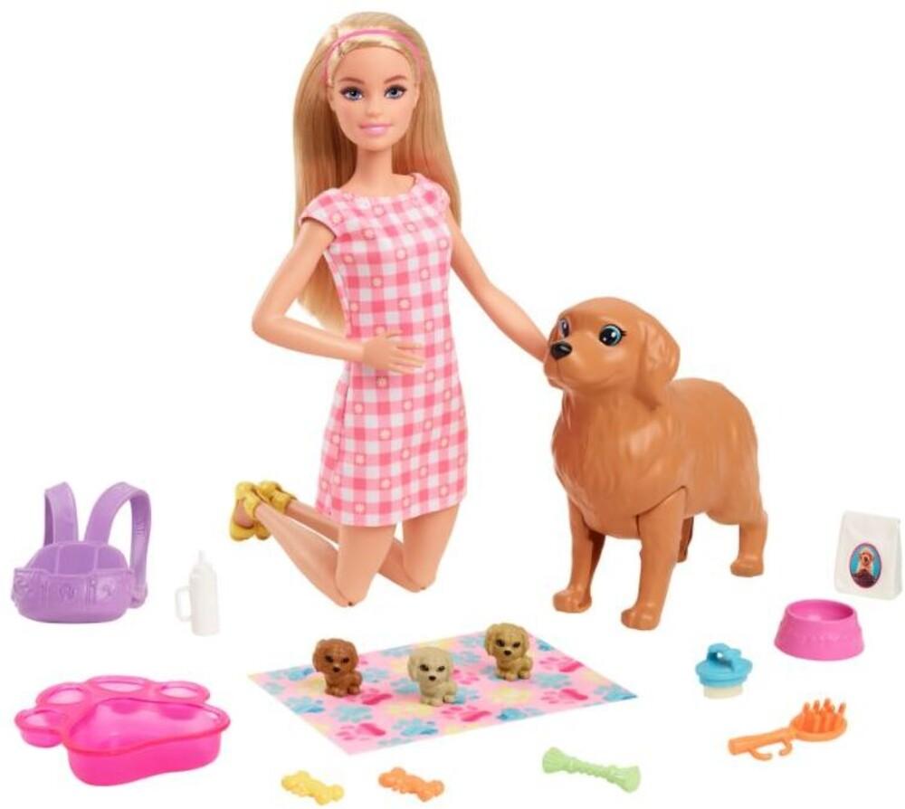 Barbie - Barbie Family Feature Pet 1 (Papd)