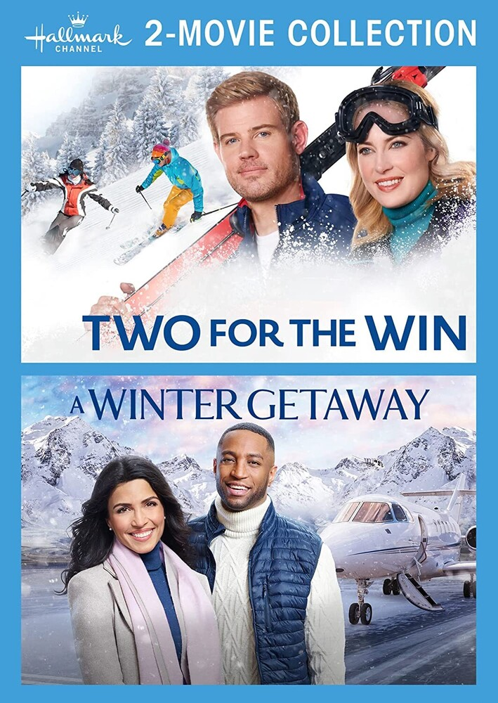 Hlmk2Mv Collection: Two for Win & a Winter Getaway - Hlmk2mv Collection: Two For Win & A Winter Getaway