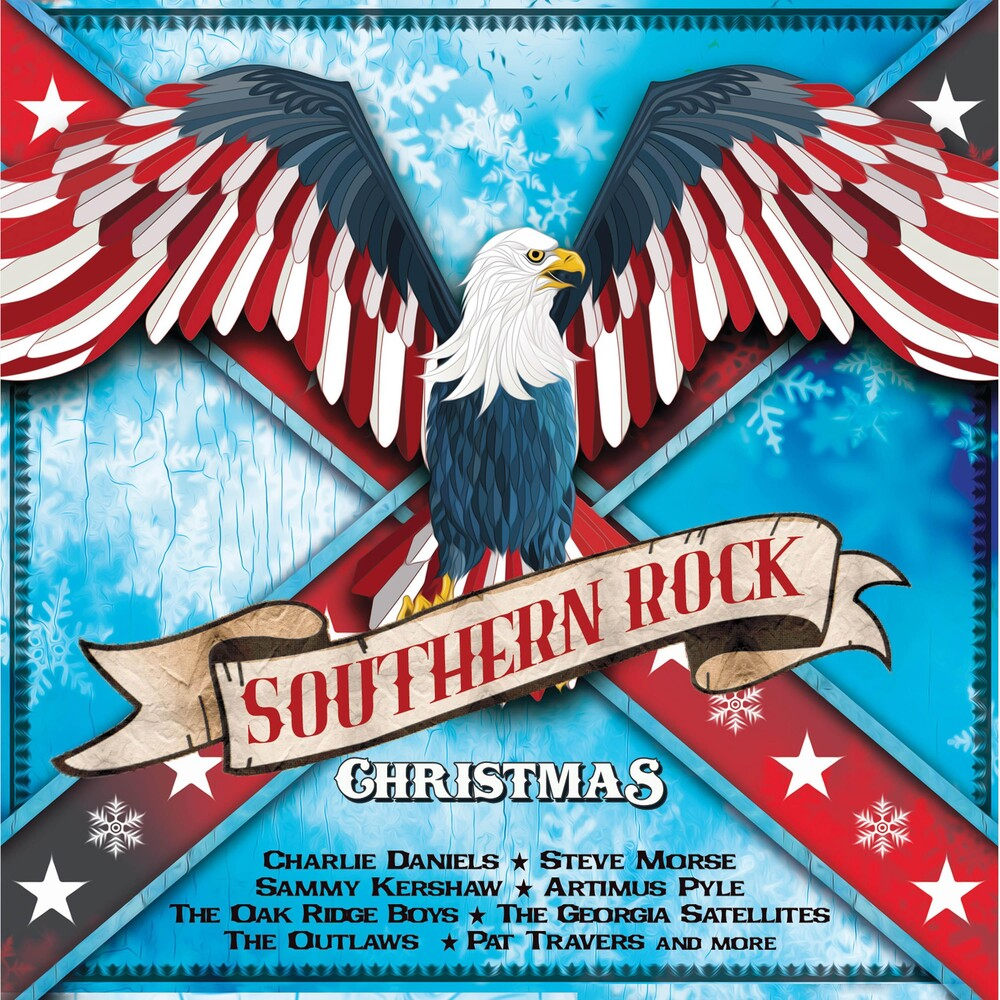 Outlaws / Artimus Pyle Band / Steve Morse - Southern Rock Christmas [Digipak]