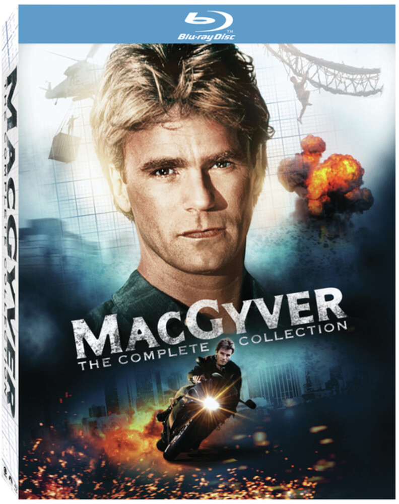Macgyver: Complete Collection - Macgyver: The Complete Collection