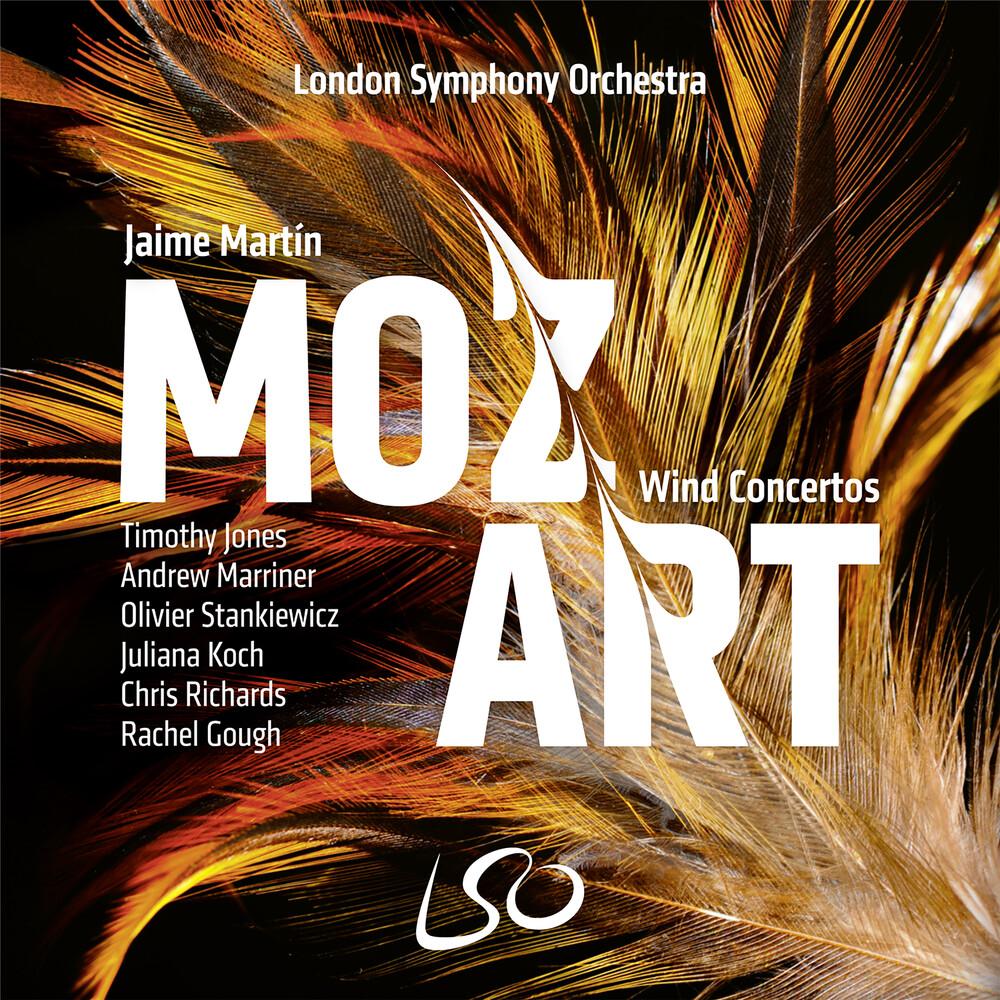 London Symphony Orchestra / Jaime Martin - Mozart: Wind Concertos