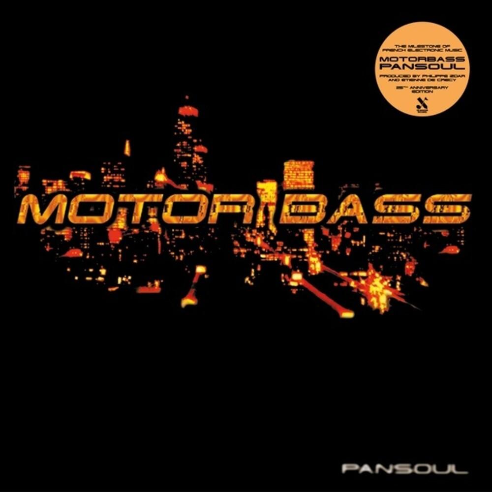 Motorbass - Pansoul [Limited Edition] (Hol)