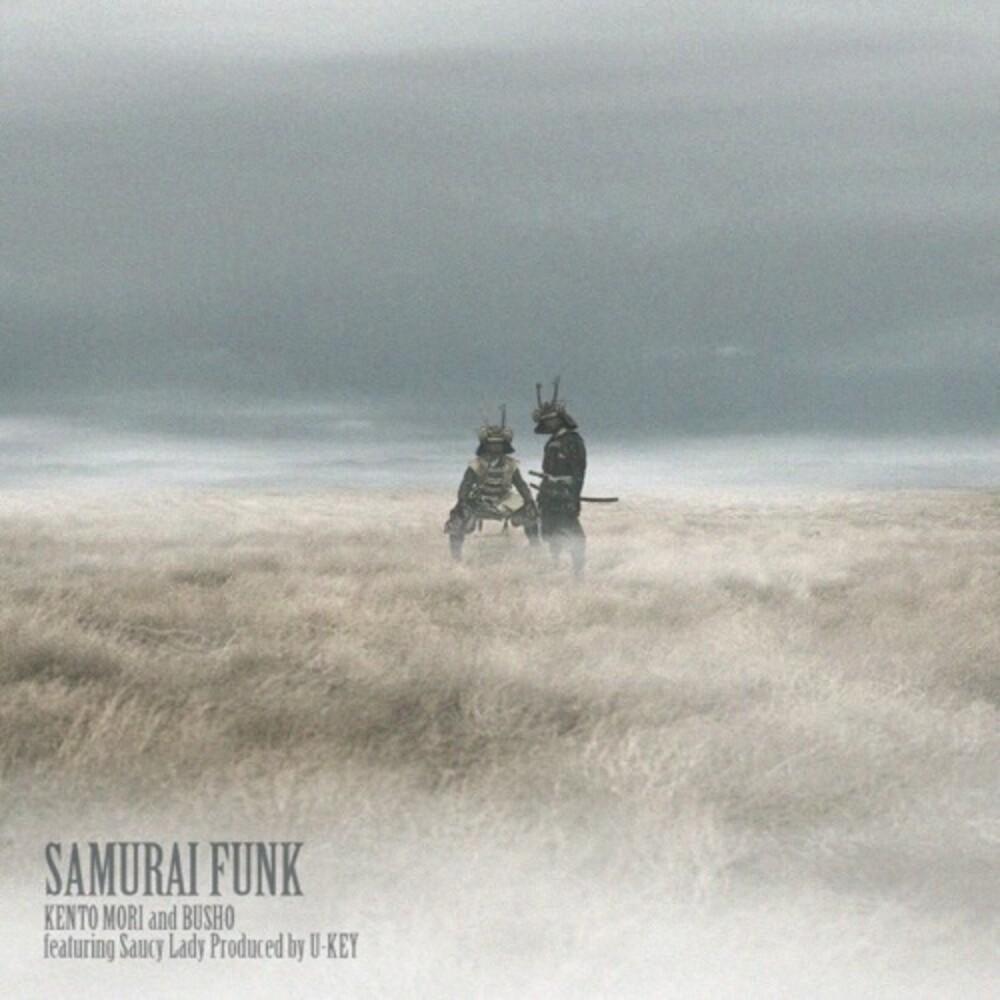Kento Mori & Busho - Samurai Funk (Featuring Saucy Lady)