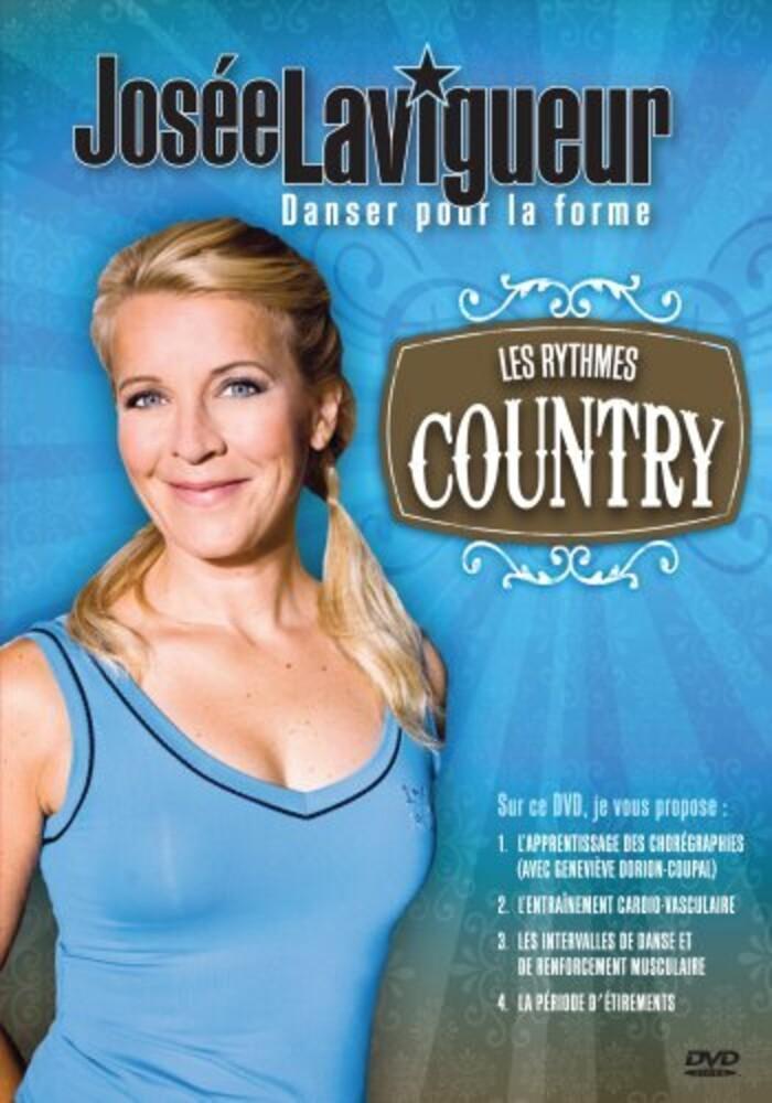 Lavigueur, Josee - Danser Pour La Forme: Les Rythmes Country / (Can)