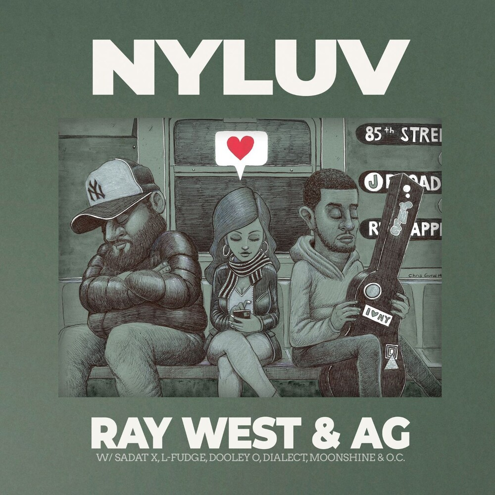 Ray West / Ag - Nyluv