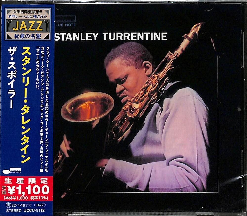 Stanley Turrentine - Spoiler