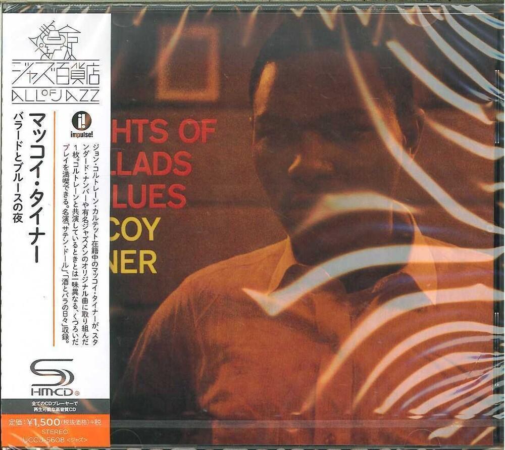 McCoy Tyner - Nights Of Ballads & Blues (Shm) (Jpn)