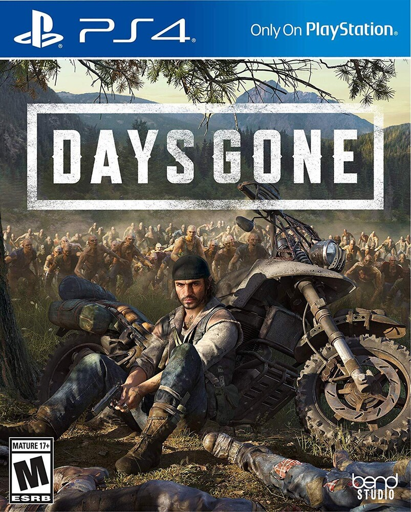 Ps4 Days Gone - Days Gone