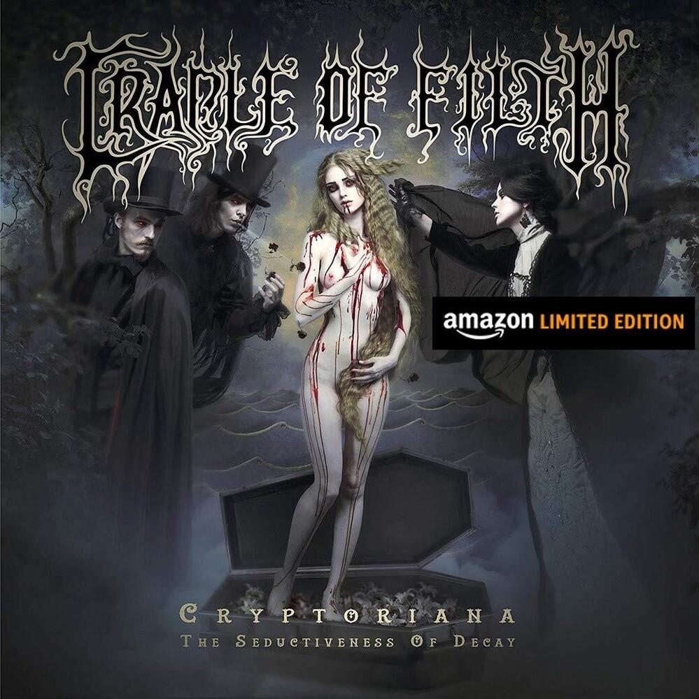 Cradle Of Filth - Cryptoriana: The Seductiveness Of Decay