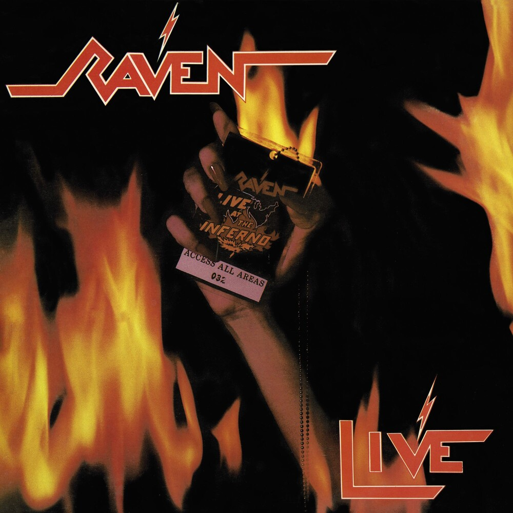 Raven - Live At The Inferno [LP]