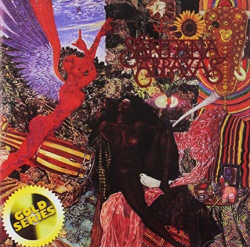 Santana - Abraxas (Gold Series) [Import]