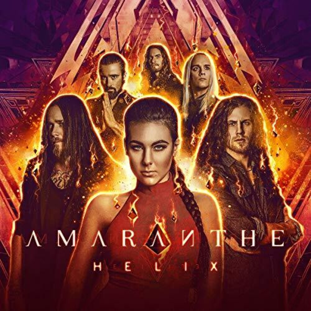 Amaranthe - Helix [Deluxe]