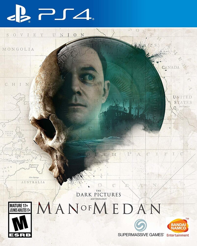 - Ps4 Dark Pictures Anthology: Man Of Medan