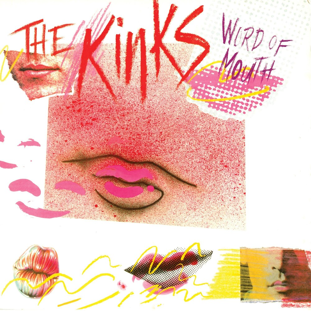 The Kinks - Word Of Mouth [Colored Vinyl] (Gate) [Limited Edition] [180 Gram] (Red)