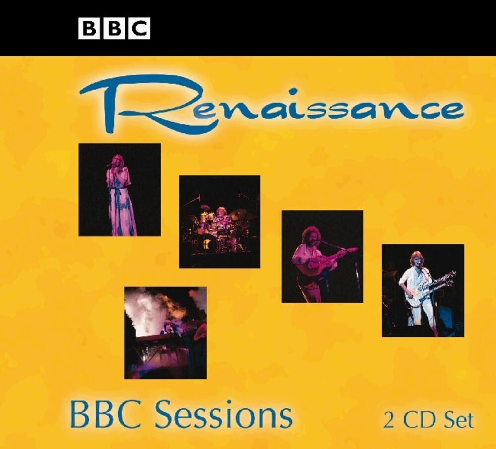 Renaissance - BBC Sessions