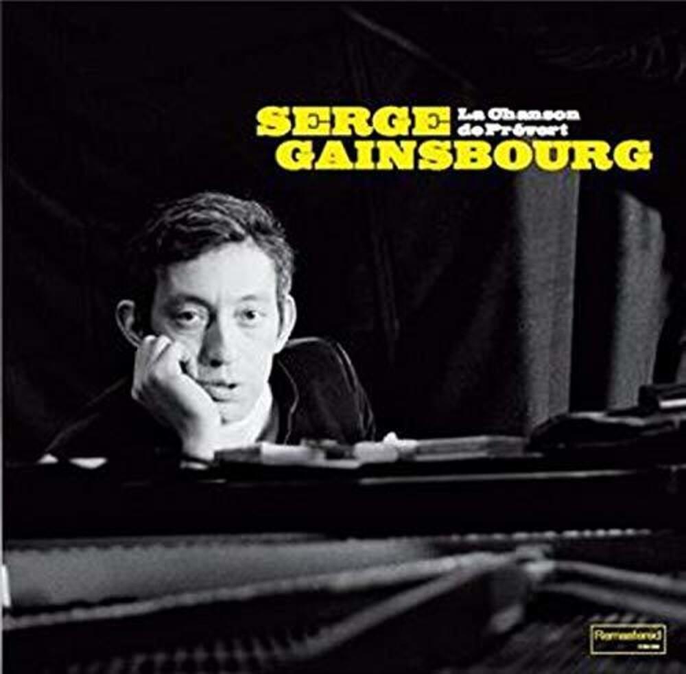 Serge Gainsbourg - La Chanson De Prevert (+Totebag) (Fra)