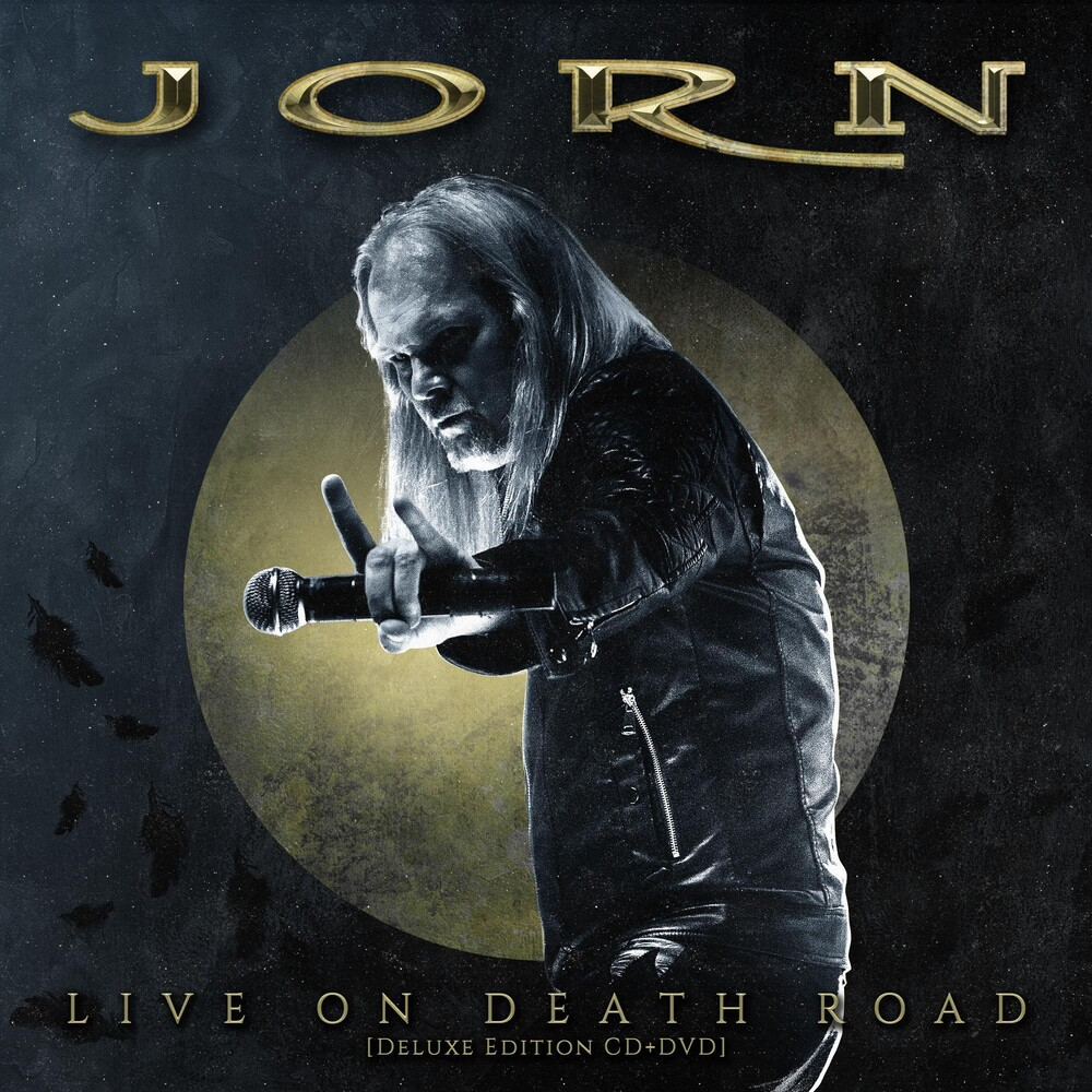 Jorn - Live From Death Road (W/Dvd)