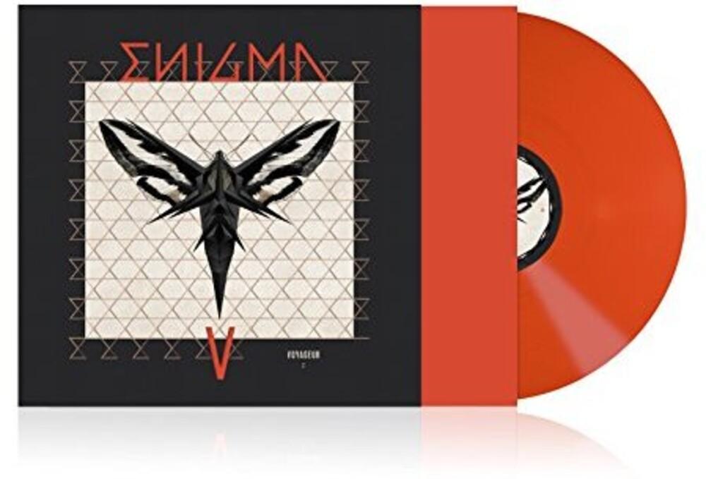 Enigma - Voyageur [Transparent Neon Orange LP]
