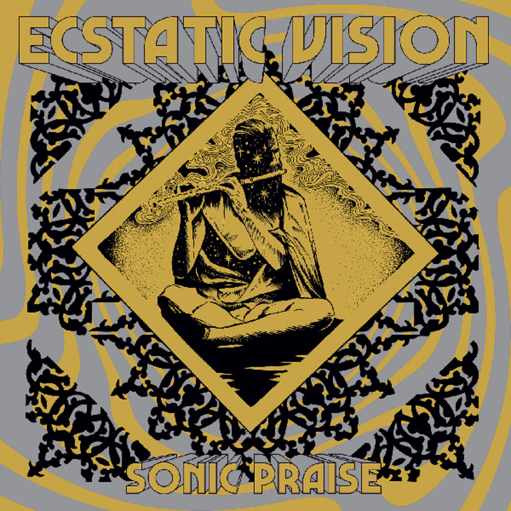 Ecstatic Vision - Sonic Praise [Colored Vinyl]