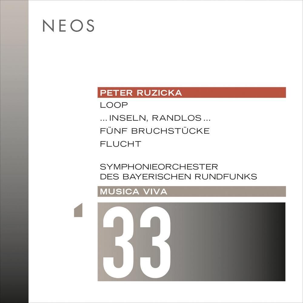 Bavarian Radio Symphony Orchestra - Musica Viva 33