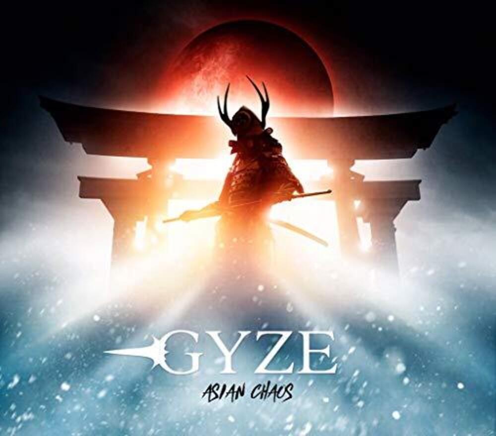 Gyze - Asian Chaos [Digipak]