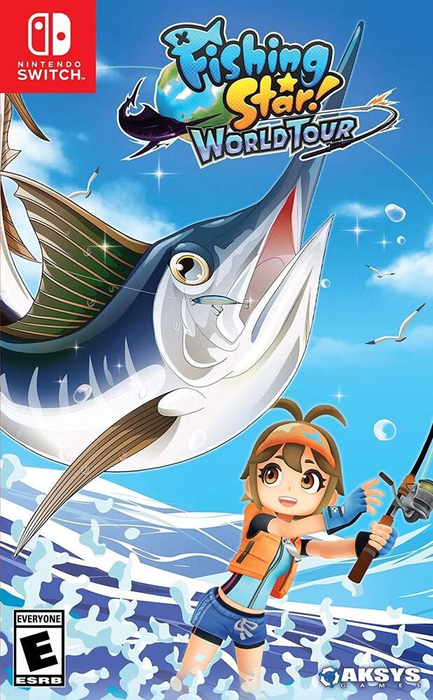 - Fishing Star World Tour for Nintendo Switch
