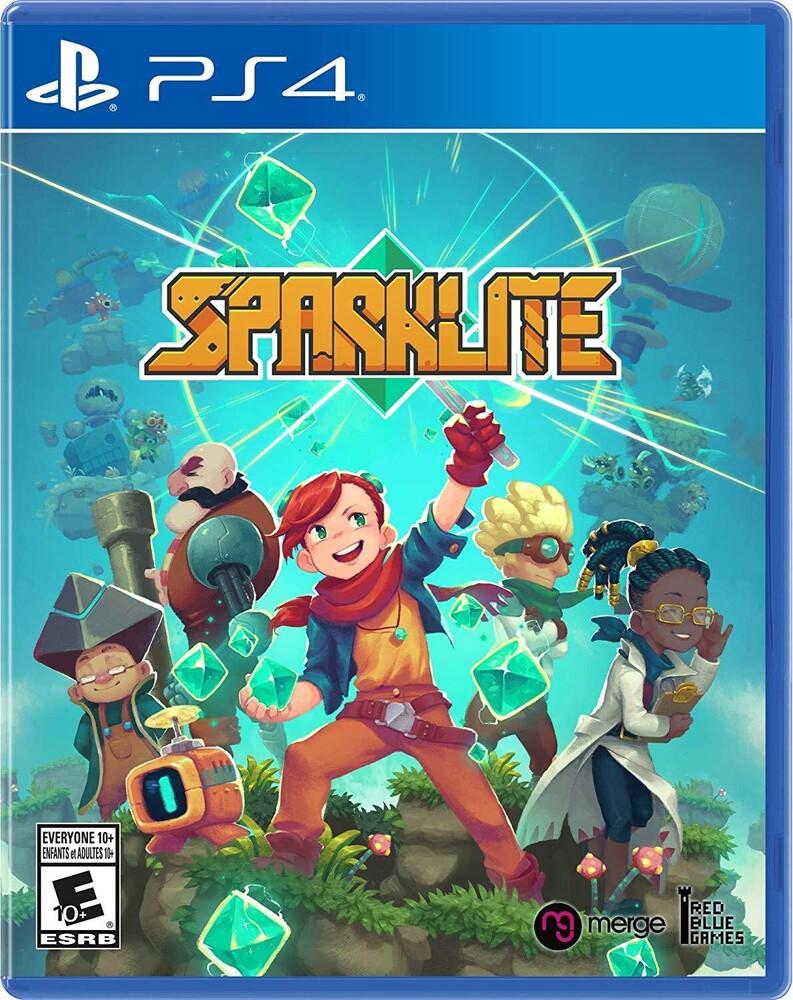 - Sparklite for PlayStation 4