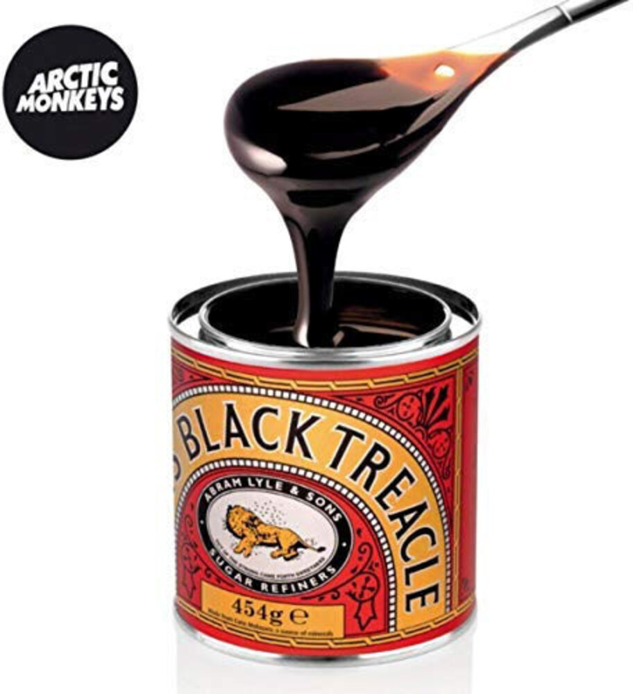Arctic Monkeys - Black Treacle [Vinyl Single]