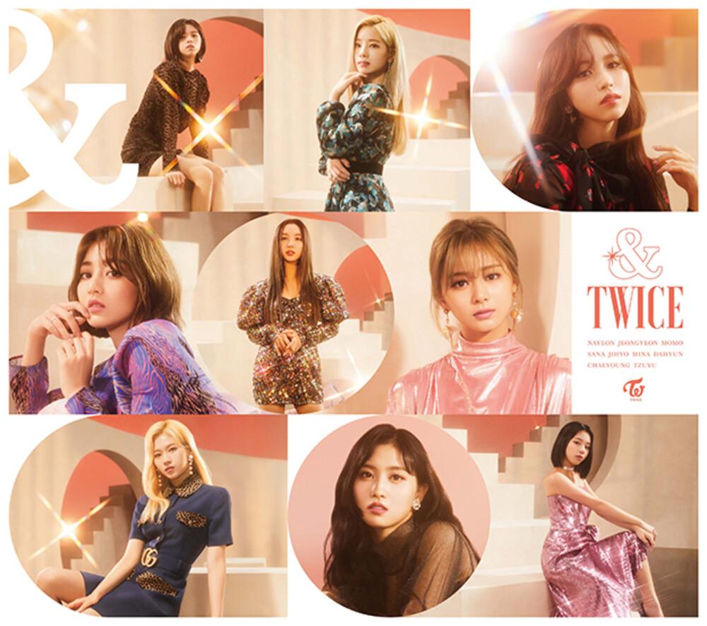 Twice - & Twice (Version A) (Jpn)
