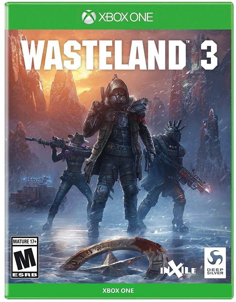 Xb1 Wasteland 3 - Wasteland 3