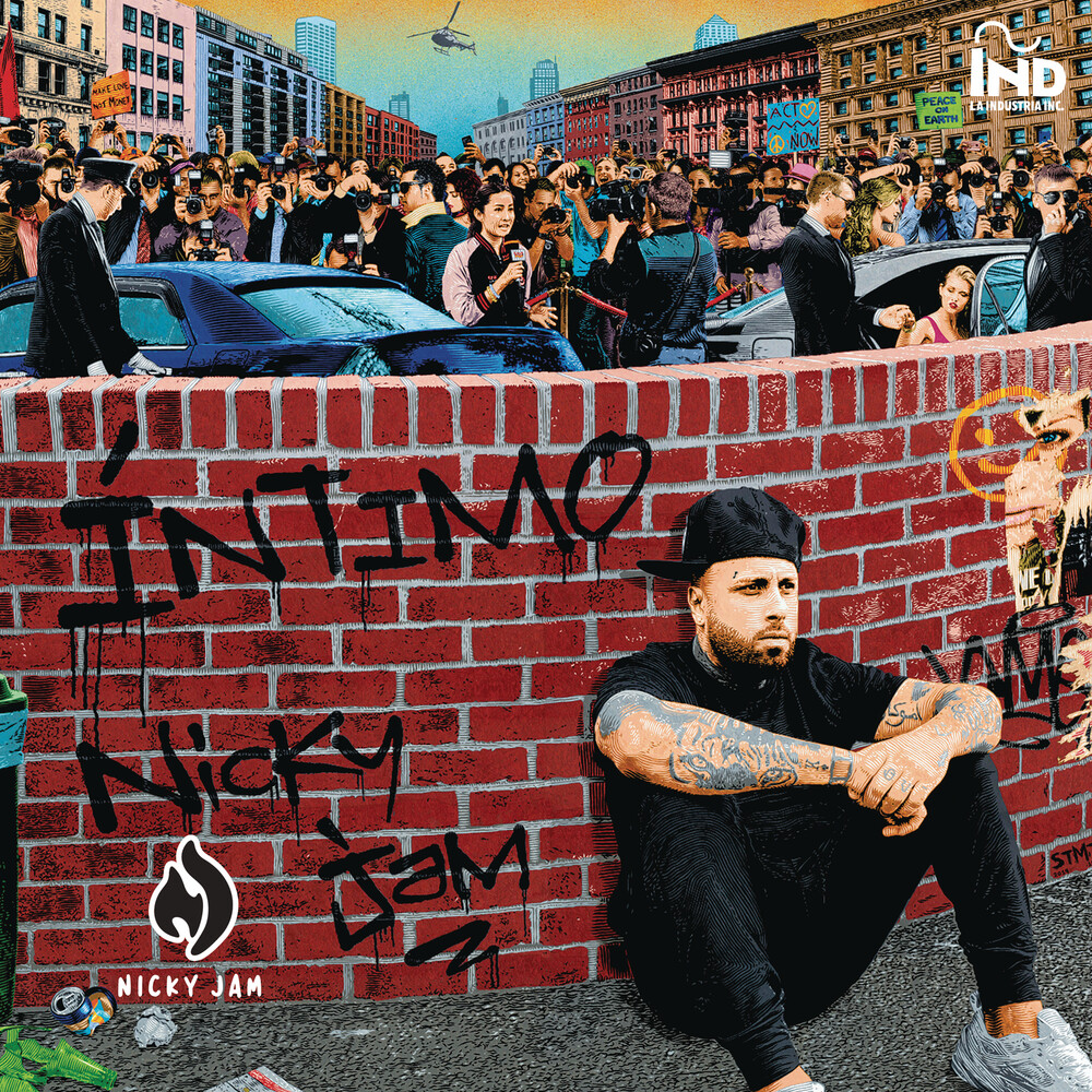 Nicky Jam - Intimo (Gate) (Ofv)