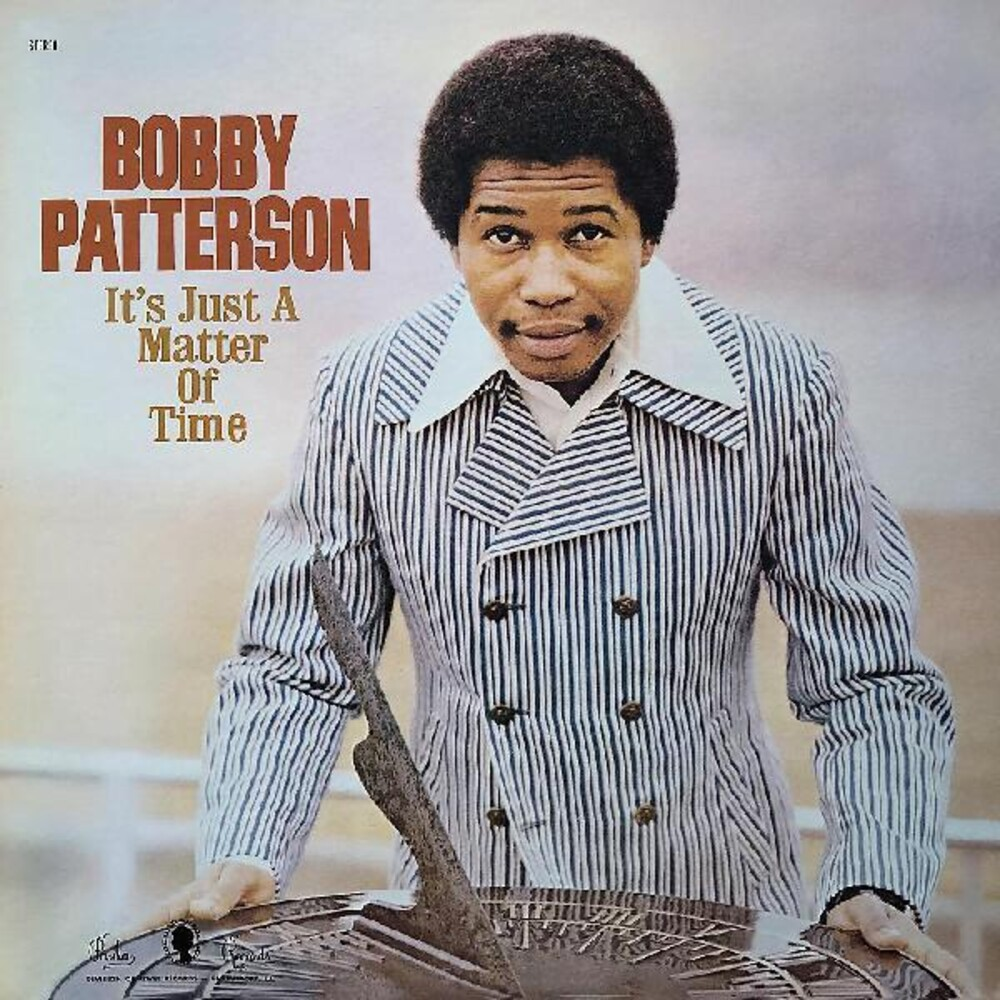 Bobby Patterson - It's Just A Matter Of Time [Limited Edition Purple LP]